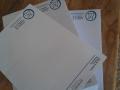 Printed Letterheads