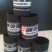 Printed stubbie holders from Label Home Tasmania